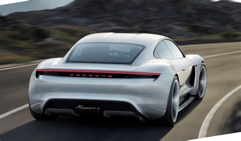 porsche mission 3 5s 2015 porsche mission e 600hp concept is 4 door
