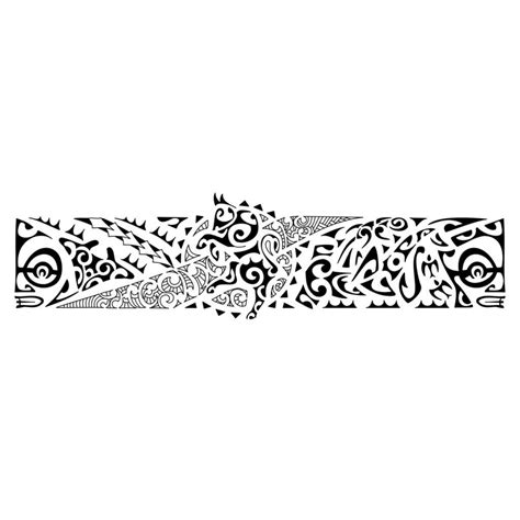 polynesian wristband tattoo designs fresh polynesian armband tattoos photo 1 tattoos
