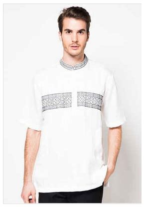 Baju Muslim Pria Modern 2016 ragam model baju muslim terbaru 2016 untuk pria modern