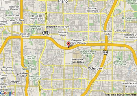 maps plano map of staybridge suites n dallas plano plano