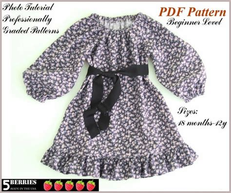 Dress pattern for leah pinterest