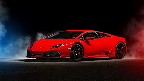 2015 Ares Design Lamborghini Huracan Wallpapers Hd