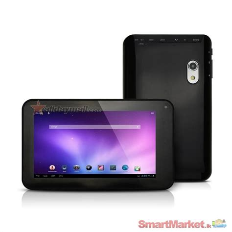 Tablet Support 4g new vision brand new dual tablet pc 4g lte network support for sale in badulla