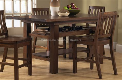 bar height dining room tables bar height dining room table sets chicago furniture for