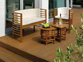 furniture modern outdoor patio furniture small spaces - Patio Furniture Small Space