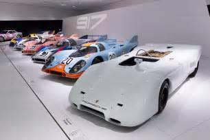 Where Is The Porsche Museum The Porsche Museum By Delugan Meissl Design