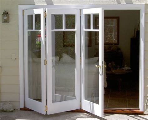 Folding Glass Patio Doors Cost The World S Catalog Of Ideas
