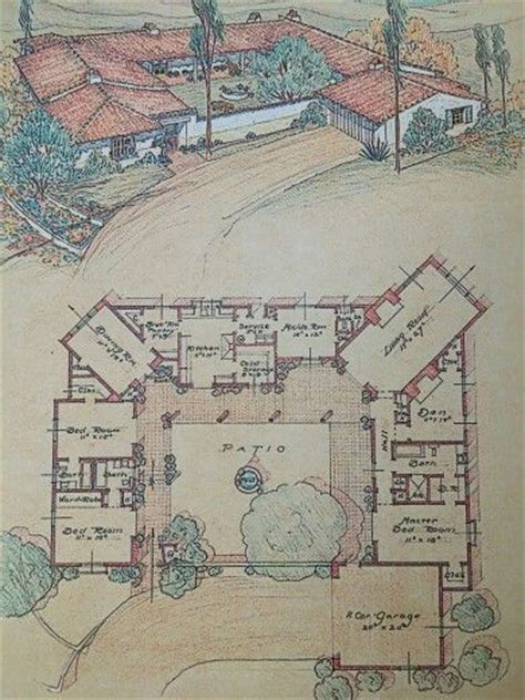 cliff may house plans cliff may california homes and the california on pinterest