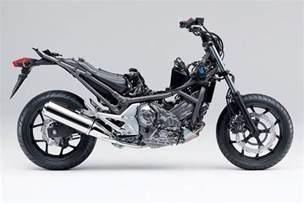 Honda Nc700 Honda The Nc700 Bikes In Depth Bikerglory