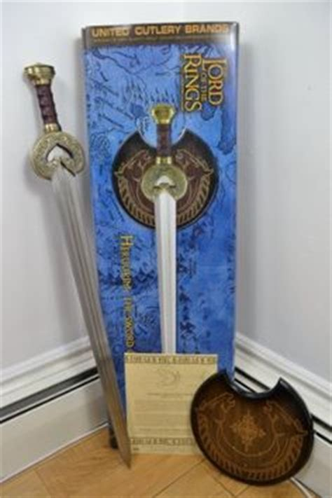 herugrim united cutlery lord of the rings official united cutlery the sword of