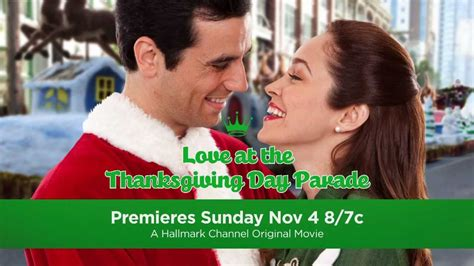 film love at the parade hallmark channel love at the thanksgiving day parade