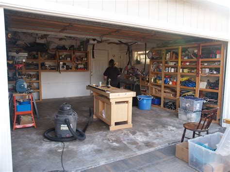 Setting Up Small Woodworking Shop Plans Free