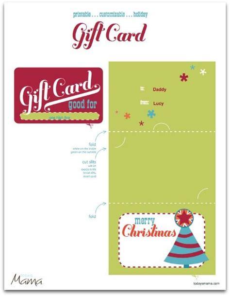 printable christmas money card template printable christmas gift certificate template gift