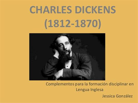 charles dickens biography slideshare charles dickens biography