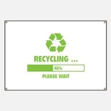 banner design recycle environment banners signs vinyl banners banner