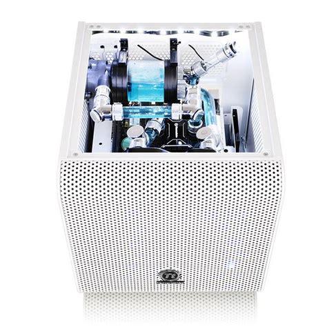 Thermaltake V1 Snow thermaltake v1 snow edition mini itx pc