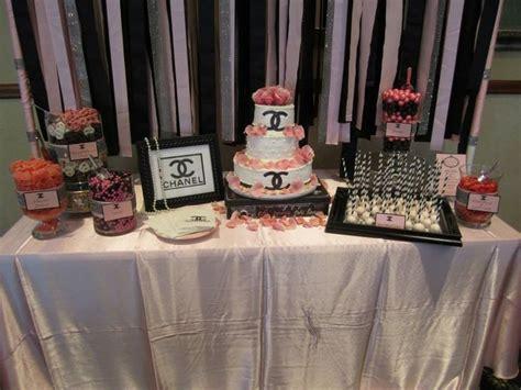 themed bridal shower buffet bridal shower