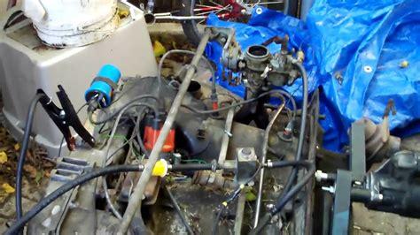 small engine maintenance and repair 1988 volkswagen type 2 interior vw 1700 type 4 engine knocking youtube