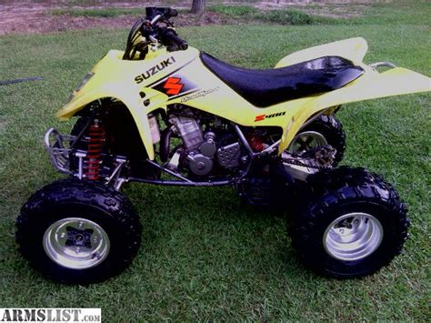 Suzuki Four Wheelers For Armslist For Sale Trade Suzuki Z 400 4 Wheeler