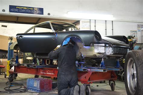 porsche 911 interior restoration tuthill porsche 1973 911e restoration update