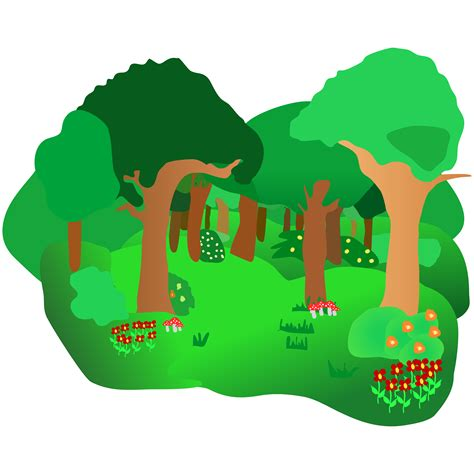 Forestry Clipart forest free images at clker vector clip royalty free domain