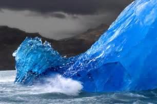 blue iceberg upsala glacier argentina ricardo bevilaqua comment pixdaus