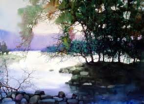 Landscape Artists Watercolor Beautiful Watercolor Landscapes 12 Pieces My Modern Met