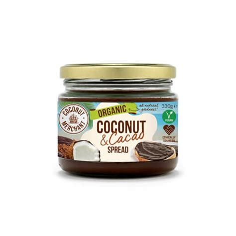 coco jam organic coconut jam with cacao 330g single one off