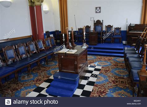masonic lodges masonic lodge craft room stock photo royalty free image