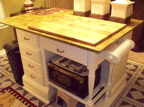 repurposed kitchen island ideas dresser to kitchen island repurpose ideas houses