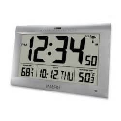 Buy Digital Clock by Buy Digital Clocks From Bed Bath Amp Beyond