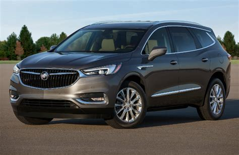2018 buick enclave release date 2018 buick enclave canadian release date