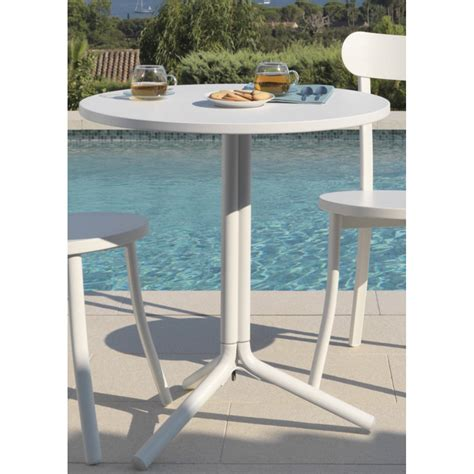 table bistrot exterieur table exterieur ronde maison design wiblia