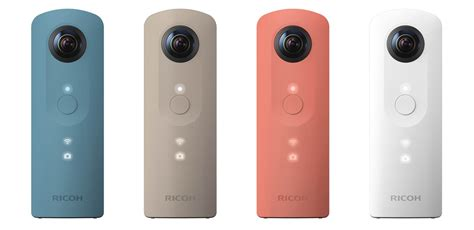 Ricoh Theta Sc Pink By Fujishopid ricoh theta sc the new standard class model of the 360