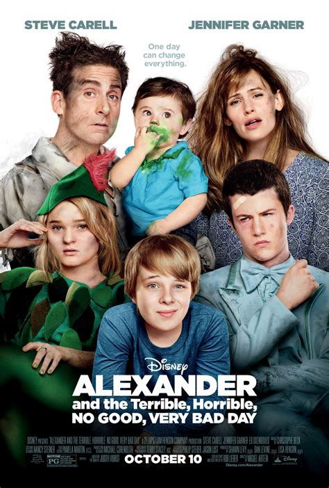 alexander and the terrible horrible no good very bad day cast steve carell and jennifer garner talk alexander and the