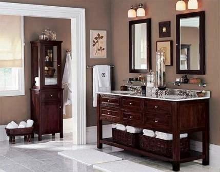 how to make a small bathroom look like a spa 25 best ideas about dark wood bathroom on pinterest master bathroom dark cabinets bathroom