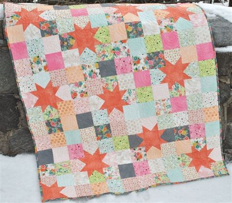 Charm Squares Quilt Patterns by Baby Or Quilt Pattern Using Charm Squares Layer