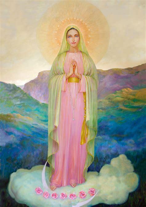 imagenes hermosisimas de la virgen maria aparici 243 n de la virgen mar 237 a misericordia maria tv
