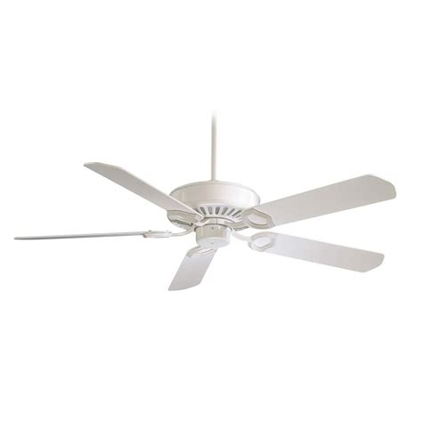 Ceiling Fan Without Light In White Finish F588 Sp Wh Ceiling Fan Without Lights