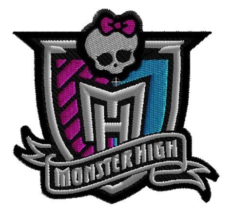 embroidery design monster high monster high design mhs0001 2 99 canstralian com
