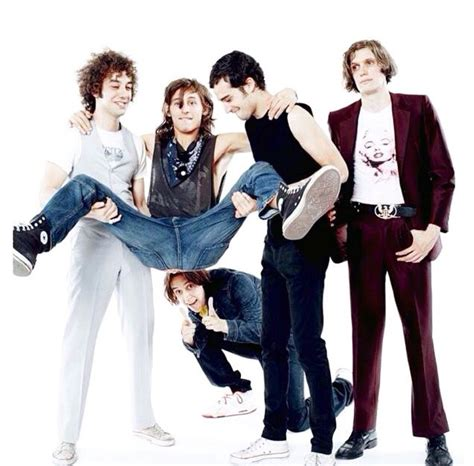 The Strokes Band Musik 61 best the strokes images on julian