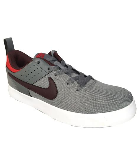 casual nike sneakers nike gray casual shoes price in india buy nike gray
