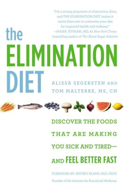 The Feel Diet by The Elimination Diet Discover The Foods That Are
