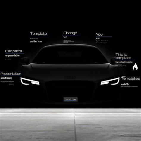 Car Presentation Prezi Template Car Powerpoint Template