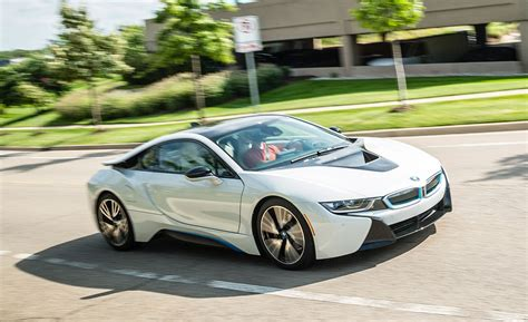 Car And Driver Review by 2016 Bmw I8 Test Review Car And Driver