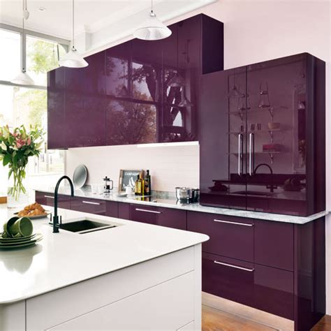 gloss kitchen designs gloss kitchen ideas 10 ideas ideal home
