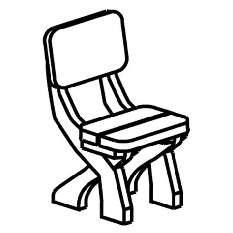 stuhl comic stuhl schule clipart tomish net