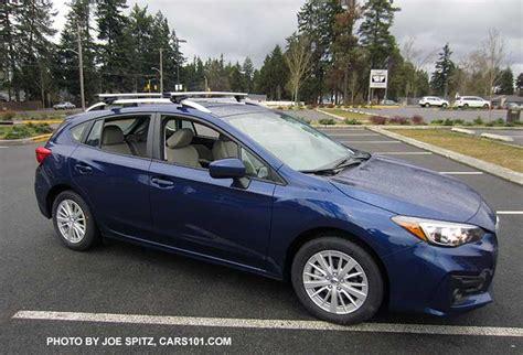 2016 subaru impreza hatchback silver 2017 subaru impreza 5 door hatchback exterior photos page