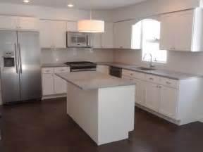 shape kitchen layout