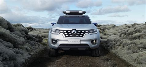 renault alaskan 2017 2017 renault alaskan leaks ahead of debut autoevolution